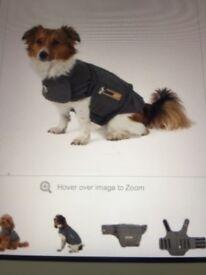 Puppy/ small dog Hurricane jacket