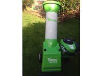Shredder/chipper/mulcher. Viking petrol shredder