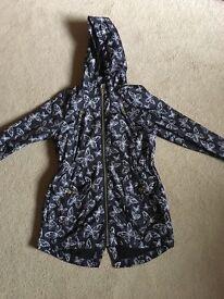 Girls raincoat & gillet