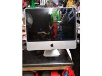Apple iMac A1224 Intel Core 2 Duo 2.66ghz CPU ATI Radeon HD 2600 Pro 2GB RAM 320GB HDD Desktop PC