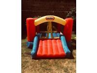 ⭐️Little Tykes Bouncy Castle ⭐️