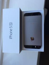 I Phone 5s 16GB Unlocked Immaculate condition