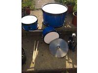 Kids drumm