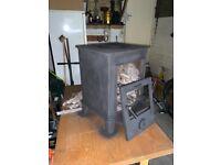 Esse Montrose multi-fuel cast iron log burner