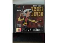 Lucky Luke Western Fever - PS1