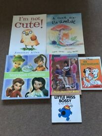 girls books bundle,new and excellent condition,£2.00
