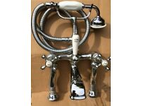 Beautiful Imperial Bath Tap & Shower Mixer