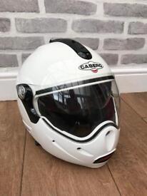 Caberg Mod. 605 White Helmet