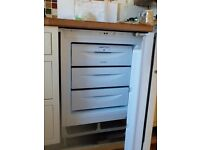 Hotpoint integrated freezer (spare or repair)