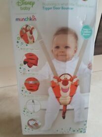 Disney Tigger baby bouncer