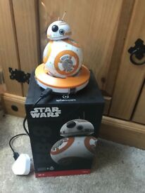 BB-8 Sphero droid, app enabled