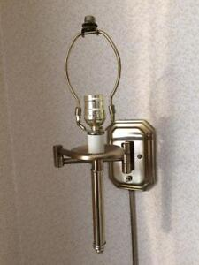 LAMPE MURALE --- WALL SCONCES