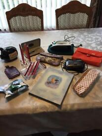 CAR BOOT LOT - (11 Items) - See Listing & All Photos