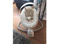 VIB Saturn baby swing