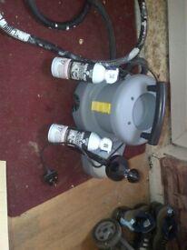 Spray station 3000