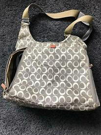 Pacapod baby change bag- excellent condition
