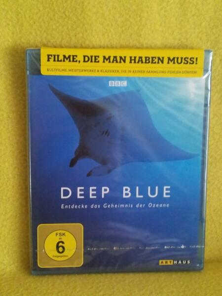 bbc doku deep blue neu ovp auf bluray in bayern f rth filme dvds gebraucht kaufen. Black Bedroom Furniture Sets. Home Design Ideas