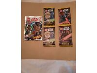 STAR WARS LEGO AND TRADING CARDS