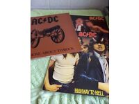 Rock Classic Vinyl Albums - £10 each - AC/DC - DIRE STRAITS - FREE - STONES -