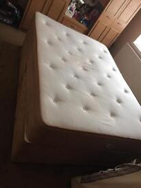 2 x Double Divan beds