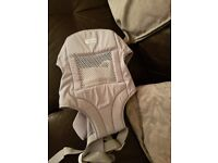 Brand new used once baby carrier