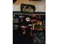 Einhell power tool kit