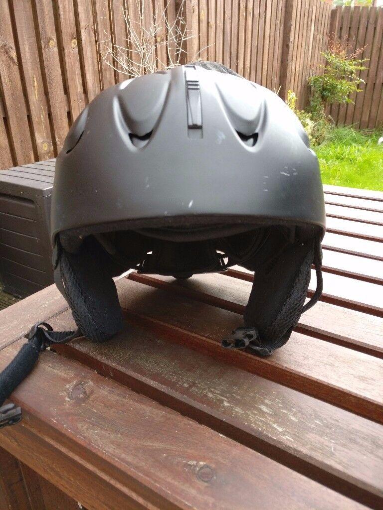 XQ Max Ski Snowboard Helmet - Medium - Adjustable - Used for 1 trip