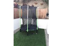 Childs small trampoline