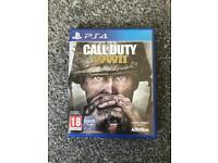 Call of Duty WWII, Far cry 5 PS4.