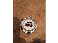 MUGEN Genuine Honda Oil Cap Silver