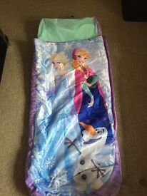 Frozen Disney ready bed