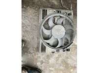 03 BMW E46 CONVERTIBLE AIRCON FAN