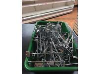 Shop shelf hook hangers plenty