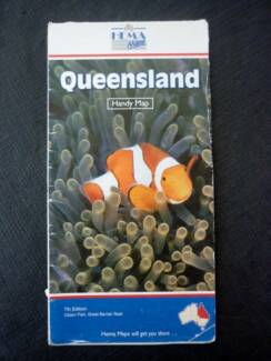 Road Maps - Queensland by Hema Maps