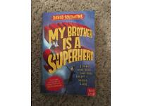 My brother is a superhero book