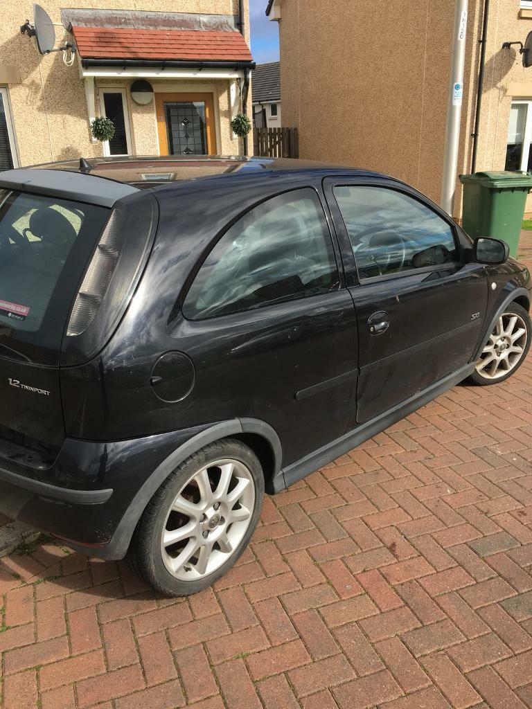 Vauxhall corsa SXI, low mileage one lady owner from new