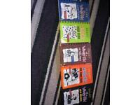 Diary of the wimpy kid books