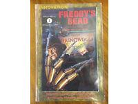 FREDDYS DEAD #1 COMIC BOOK NM NIGHTMARE ELM ST KRUEGER