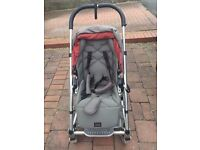 Mamas & Papas Urbo pushchair - can be used from birth