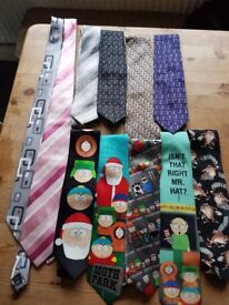 Mens clothing assorted