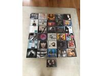 Various CDs and two cassettes £15.00