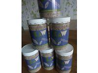 Raw Health Organic White Chia Seeds 6x 450g tubs