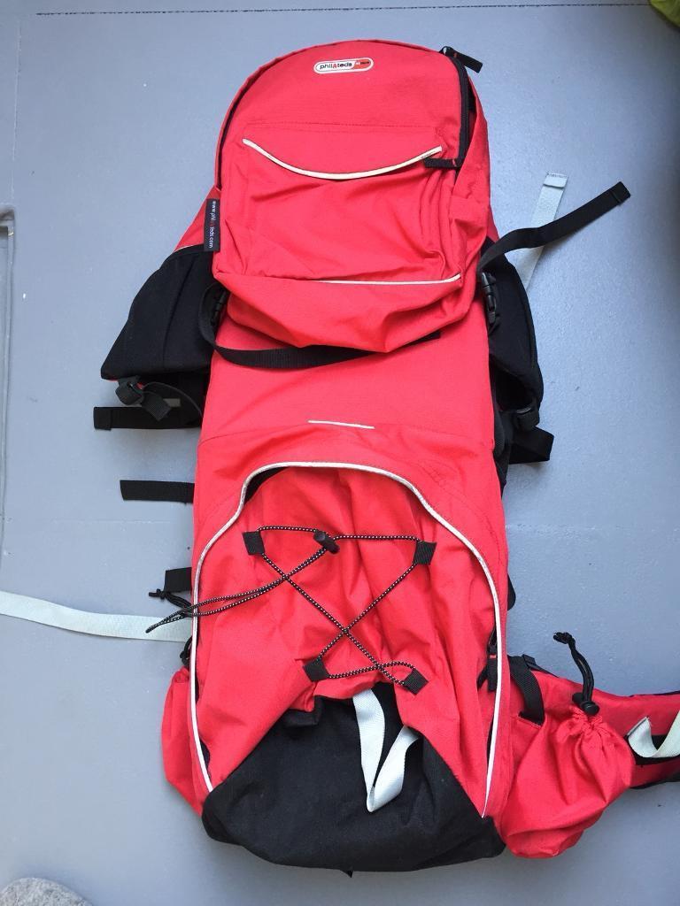 ac6d0cc3854 Phil   Teds Escape rucksack Baby carrier