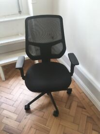 2x Office Wheely Chair For Sale