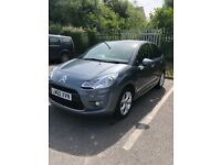Citreon C3 1.6 VTI Exclusive Petrol - Automatic Model in Grey