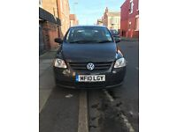 Volkswagen Fox 1.2 very low mileage £1999 O.N.O