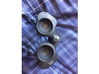 Two binoculars 20 pound each