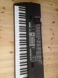 Casio organ