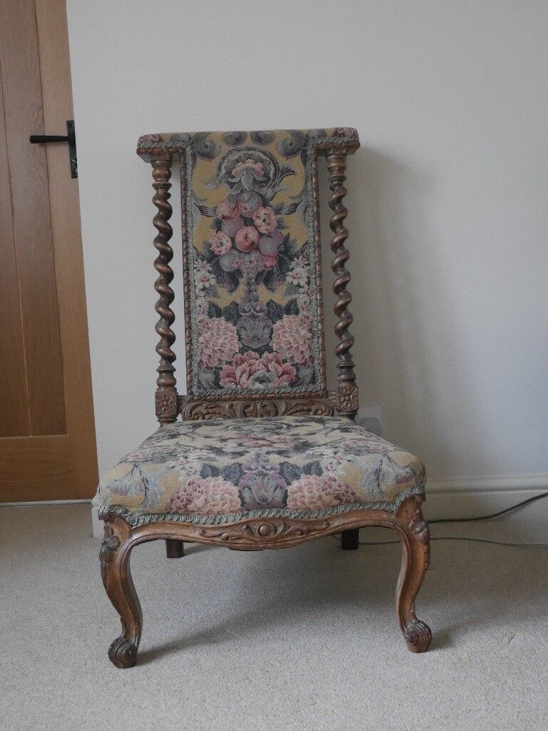 Antique Prayer Chair [prie dieu] - Antique Prayer Chair [prie Dieu] In Kings Lynn, Norfolk Gumtree