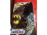 Batman flying hero toy